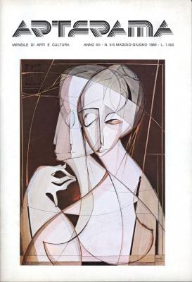 Rivista Arterama, 1980 - Opera «Meditazione», 1978