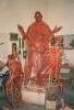 L'opera è stata creata direttamente in cera - «Papa Giovanni XXIII»